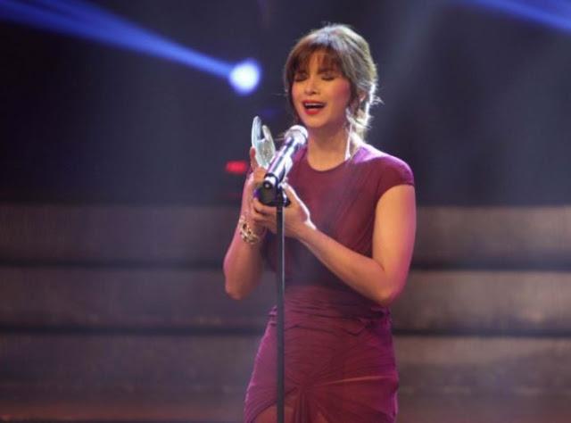 Tinaguriang Actress Of The Year Si Angel Locsin Dahil Sa Natatanging Pagganap Nito Sa Pelikulang 'One More Try'