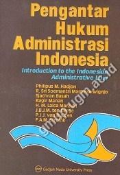 Pengantar Hukum Administrasi Indonesia