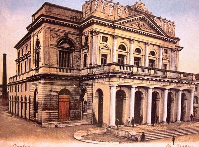 Το παλαιό Δημοτικό Θέατρο της Κέρκυρας: Η Ιστορία και το άδοξο τέλος του
