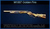 M1887 Golden Fire