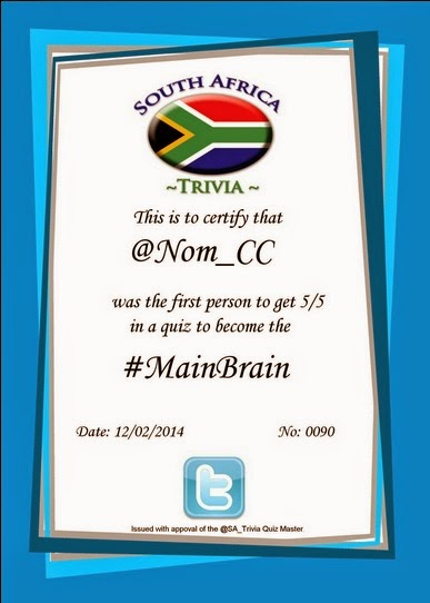 South africa trivia