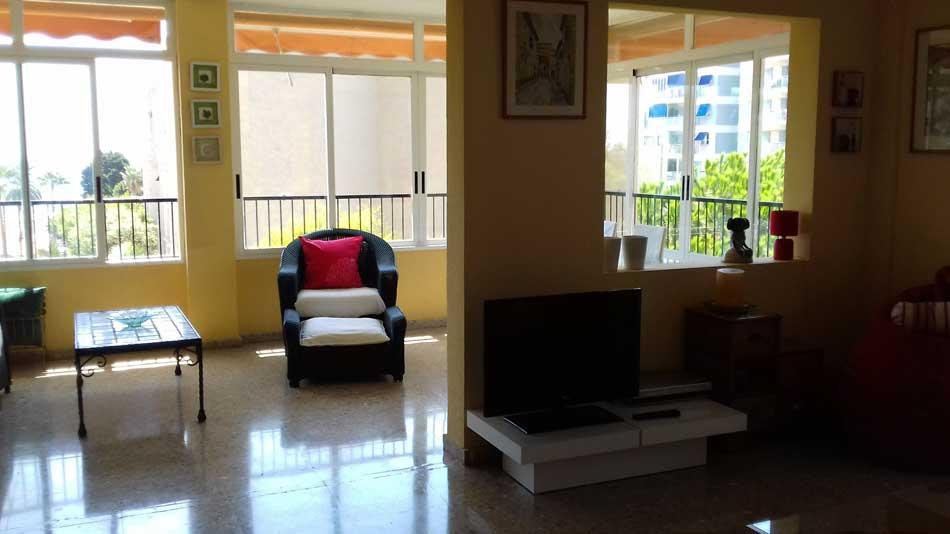 apartamento en venta benicasim calle de los frailes salon4