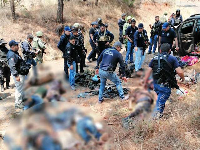 CJNG Vs Cárteles Unidos y Falsas Autodefensas, esto es el por que y como ocurre realmente la Narcoguerra por Michoacán y no lo que los grandes medios cuentan