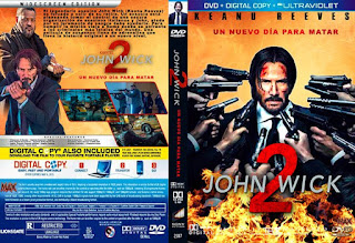 Maxcovers Dvd Gratis John Wick Chapter Two John Wick 2 Un
