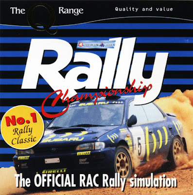 Descargar Network Q RAC Rally Championship [PC] [Portable] [1-Link] [Full] Gratis [MEGA]
