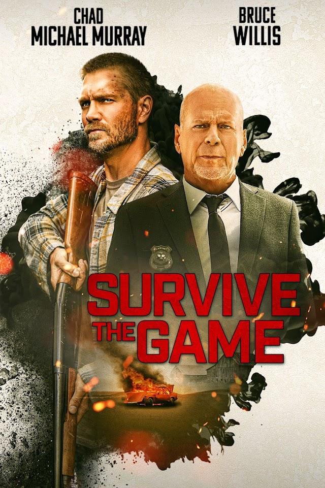 Survive the Game (Trailer Film 2021)
