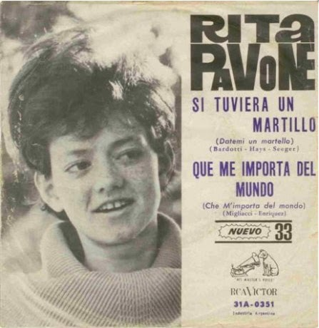 Rita Pavone World Discography