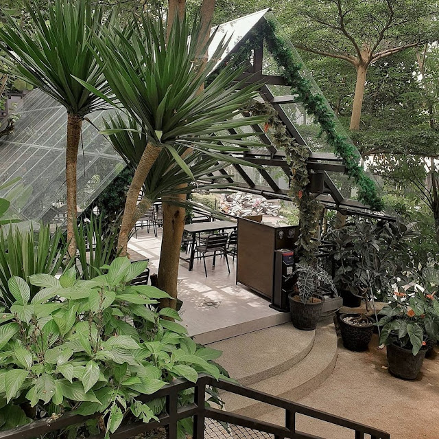 Menu di Kopi Bawah Pohon Cafe Bandung
