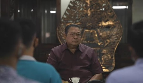 SBY Ngaku Tahu Orang yang Memfitnahnya sebagai Dalang Demo: Ada Saksinya, Kaget Sekali