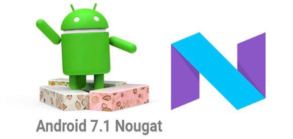 Android 7.1.1 Nougat já está disponível para download