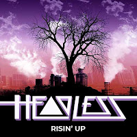 "Το single των Headless ""Risin' Up"""