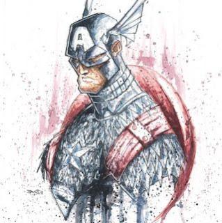 Супер герои. Rob Duenas