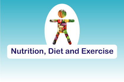 Nutrition, Diet and Exercise