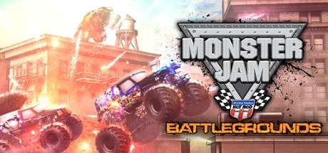 Monster Jam Battlegrounds PC Game Español