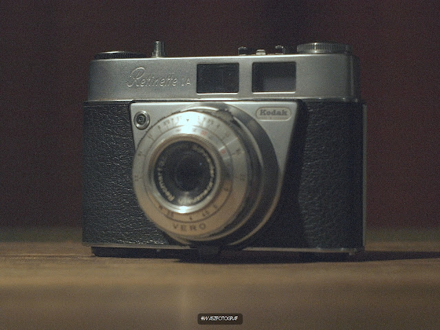 Kodak Retinette 1a +  Schneider-Kreuznach 50mm
