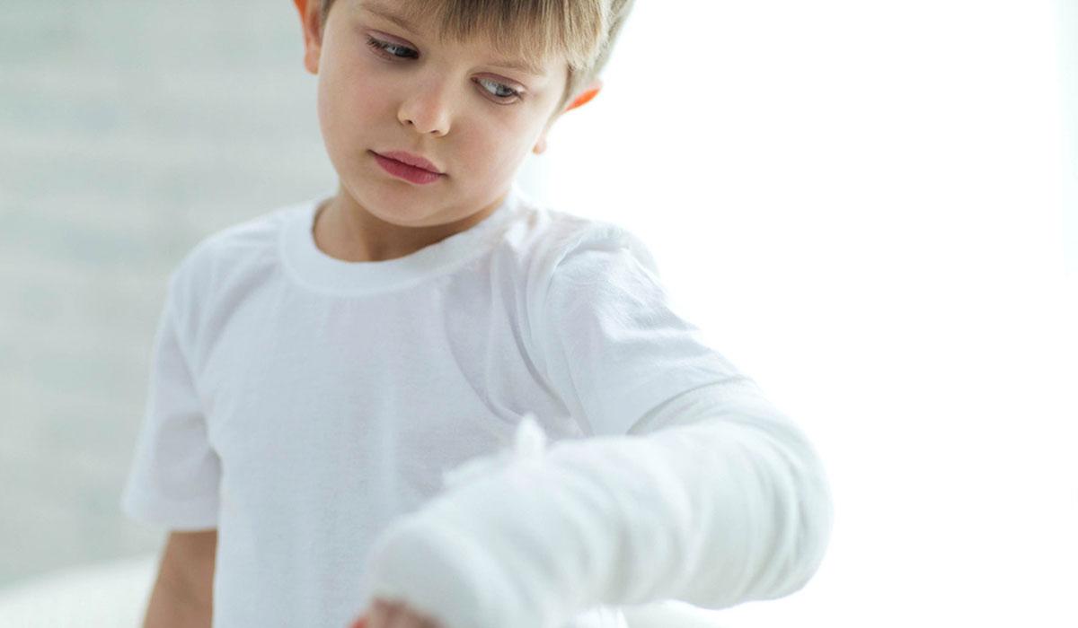 Lesões em crianças são mais comuns nos membros e exige um encaminhamento médico rápido!