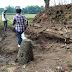 Tim BPCB Jawa Timur Tinjau Lokasi Temuan Struktur Bangunan Candi Puthok Ghong
