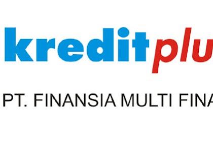 Lowongan PT. Finansia Multi Finance (Kredit Plus) Pekanbaru September 2018