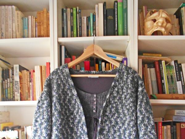 casaco mesclado # Ana Lado B