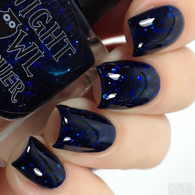 Night Owl Lacquer-Dancing In The Moonlight