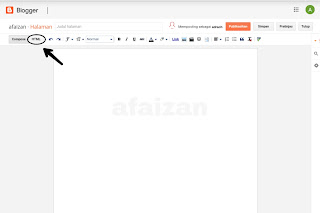 Cara Membuat Daftar isi (Sitemap) Blog Otomatis