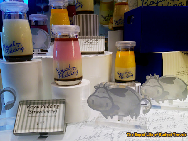 bowdywanders.com Singapore Travel Blog Philippines Photo :: Singapore :: Paris Baguette Café, Jurong East