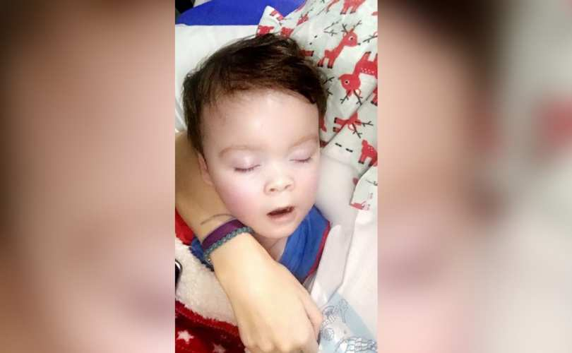 An Appeal From Federation For Children >> Illinois Federation For Right To Life Alfie Evans Forced To Remain