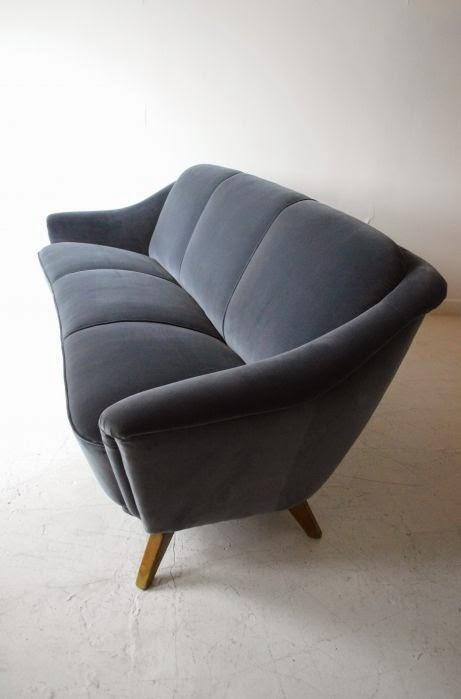 Salon i pokój dzienny, sofa, kanapa, kolorowa, w kolorze, scandinavian style, styl skandynawski,