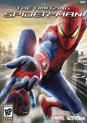 Capa do The Amazing Spider-Man