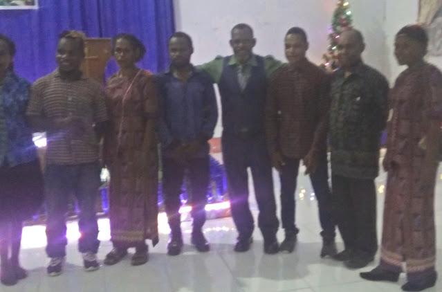 Pemuda Baptis West Papua Wilayah Timika Gelar Ibadah Natal dan HUT ke 15.lelemuku.com.jpg