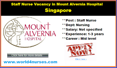 Staff Nurse Vacancy For Oman World4nurses