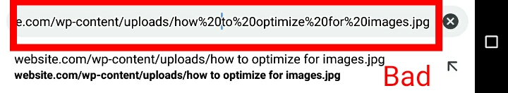 How to Optimize and rank in Google Image Search: The wrong way / procedure