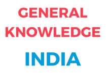 General Knowledge India