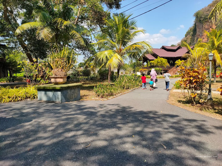 Keriang Hill Resprt Lokasi Drama