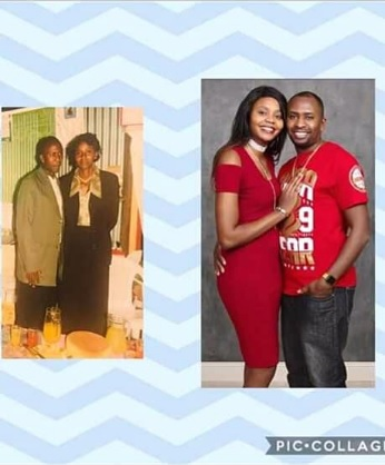3 - From high school lovers to husband and wife, this couple excites Kenyans, Love is beautiful (PHOTOs)