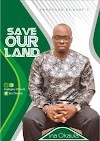 New Music: Ina Okaula - 'Save Our Land' (Prod. by Gaby C) || @IOkaula