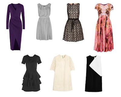 Платья для типа фигуры прямоугольник