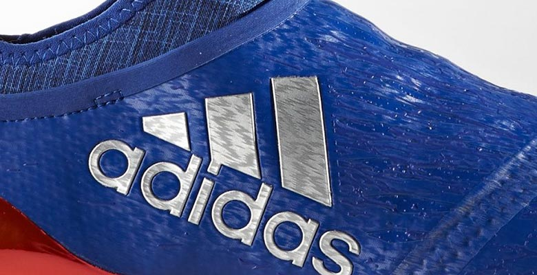 6ef0310e9 The Collegiate Royal Adidas X 16+ PureChaos soccer cleats are available  through Adidas