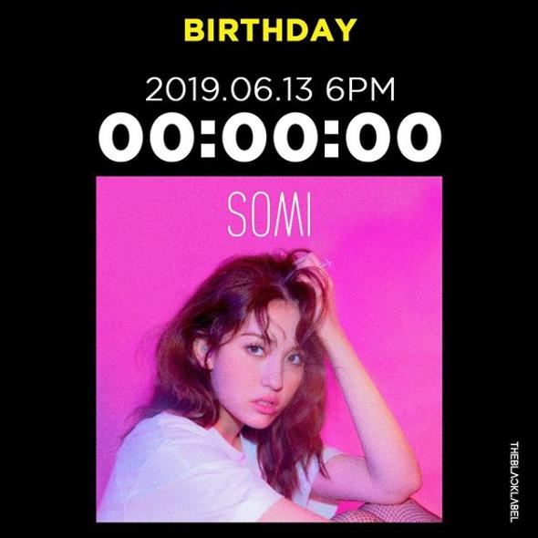 Lirik Lagu dan Terjemahan Birthday Somi