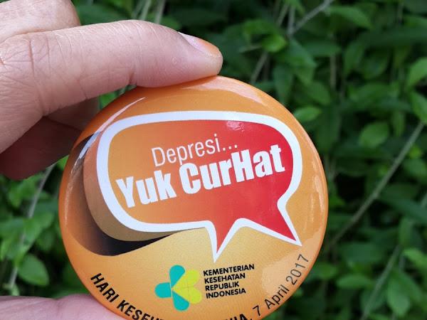 Depression Lets Talk : Curhat Yuk Genks!
