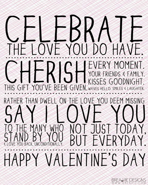 Inspirational Picture Quotes...: Celebrate the love you do ...