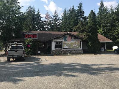 Canyon Alpine Restaurant - Okay Food / Horrible Service