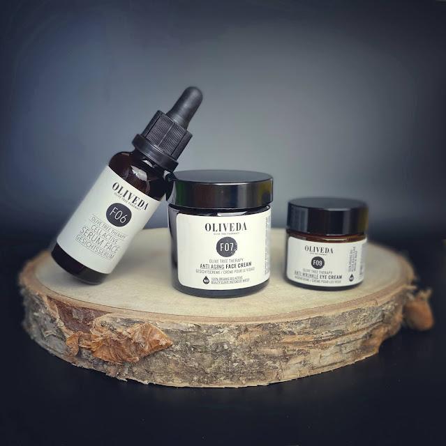 Oliveda Hautpflege Skin Care Serum Creme