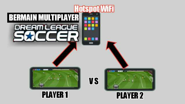 cara multiplayer di dls