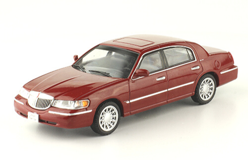 grandes autos memorables Lincoln Town Car
