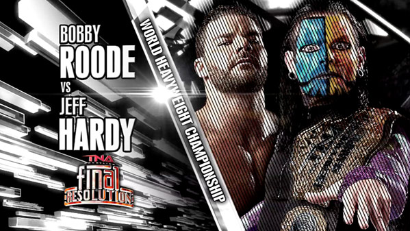 One on One #70 - Jeff Hardy vs Bobby Roode - Wrestling PT