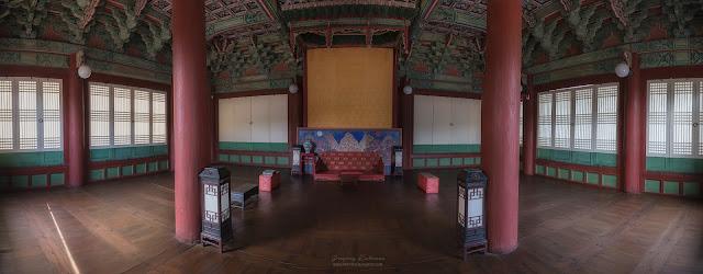 Дворец Чхандоккун. Южная Корея, Сеул.
