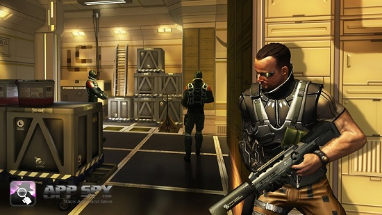 Deus Ex: The Fall Gameplay