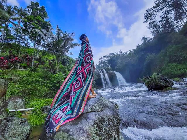 Lokasi Curug Sumba Purbalingga dan Tiket Masuk Terbaru 2020