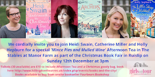 Mince Pies & Mulled Wine Afternoon Tea